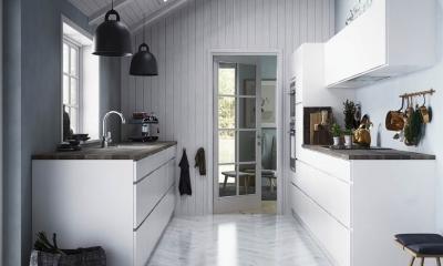 cuisines équipées kvik à namur, la modernité abordable! - Cuisine Installee Prix